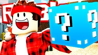 50 LUCKY BLOCK IN DIAMANTE CON TESORI EPICI!! | Lucky Block su Roblox ITA