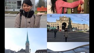 Frey in Switzerland | Aarau and Zurich