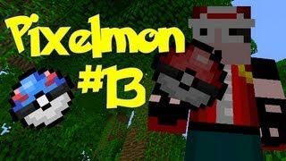 Minecraft: Pixelmon - Episode 13 - balls (Pokemon Mod)