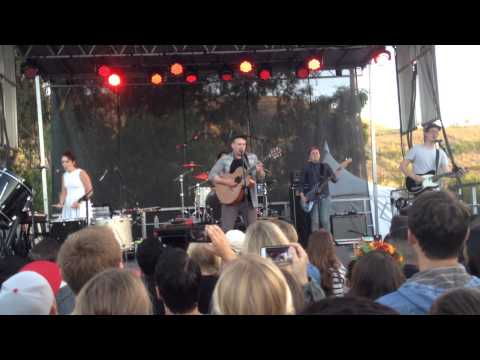 Rend Collective Burn Like a Star live