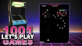 Galaga (Arcade) - Let's Play 1001 Games - Episode 269