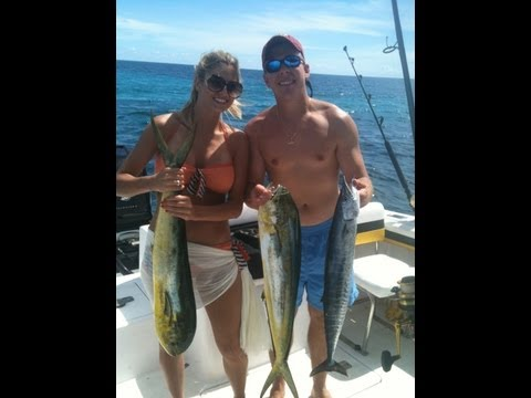 Wahoo and Dolphin Fishing in Miami Florida