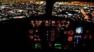 ON FINAL... AMAZING ...LANDING  ..MAGNICHARTERS