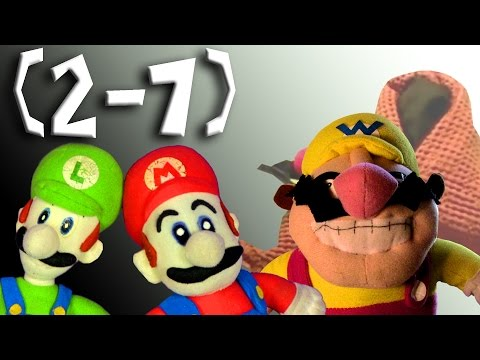Mario &amp; Luigi! Stache Bros | Episode 2-7