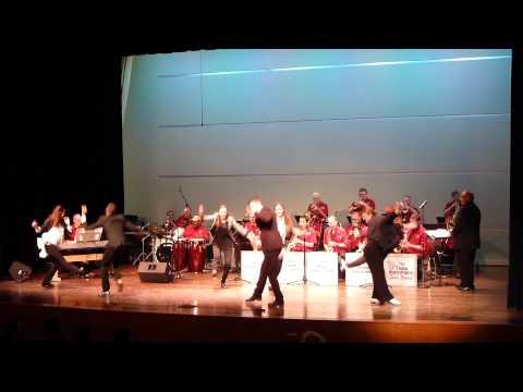 TI Jazz Band / Rhythmic Souls: Sing, Sing, Sing