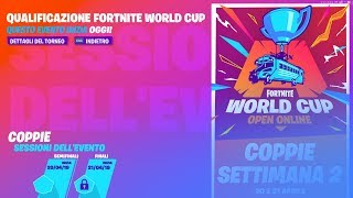 🔴 TORNEO WORLD CUP CON 1.000.000 DI MONTEPREMIO | SUPPORTA UN CREATORE: jkrnicointer17 🔴