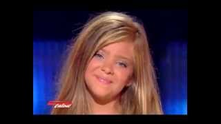 Caroline Costa Incroyable talent 2008 - 12 ans - Titanic Коста Каролин