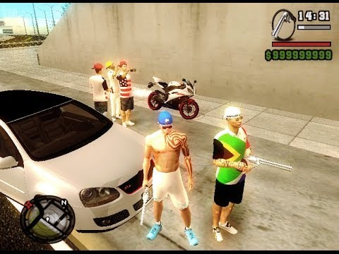 Gta San Andreas Modificado V1 Download