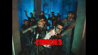Call of Duty ZOMBIES In Real Life