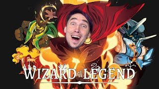 I'M A WEEZARD HARRY!! Wizard of Legend #1