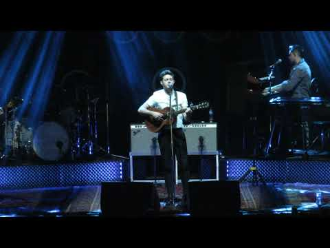 Niall Horan - This Town - Flicker World Tour Live - at the BIC, Bournemouth on 26/03/2018