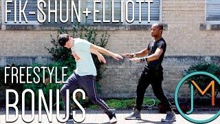 Fik Shun + Elliott! 2 Bonus Freestyles