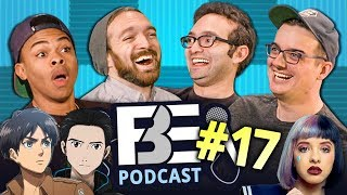FBE PODCAST | DangMattSmith Reacts, Anime, & Mars (Ep #17)