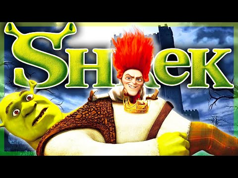 Shrek Forever - Shrek 4 - Shrek Forever After - Shrek part 4 - Für immer Shrek (Videogame Gameplay)