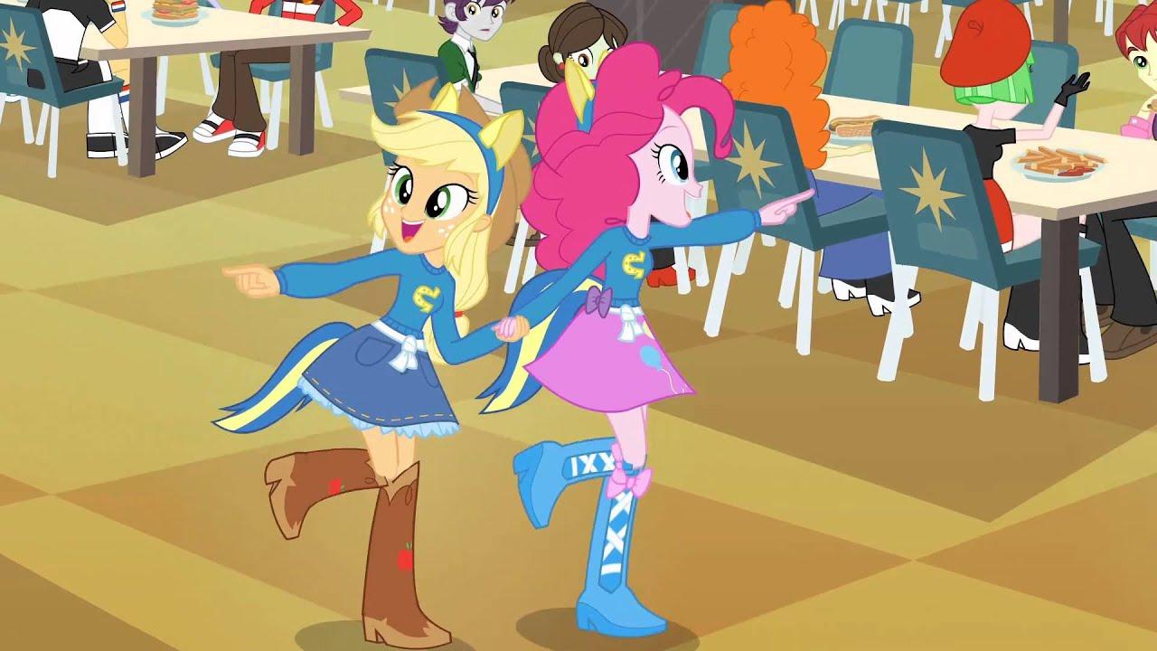 Mlp Equestria Girls Equestria Girls Dub Pl 1080p Youtube