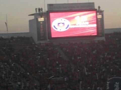 CHILE 2 - 0 uruguay - alineaciones