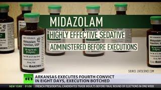 'Horrifying' – Witnesses describe latest string of prisoner executions in Arkansas
