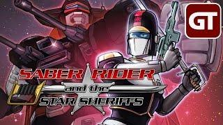 Saber Rider Gameplay German #1 - Let's Play Saber Rider Demo Deutsch