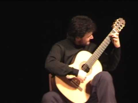 Antonio Mascolo plays H. Villa Lobos