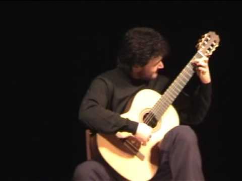 Antonio Mascolo plays H. Villa Lobos