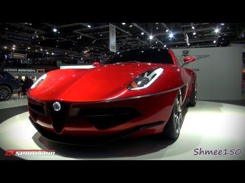 Touring Disco Volante Concept Geneva 2012 With Gtspirit
