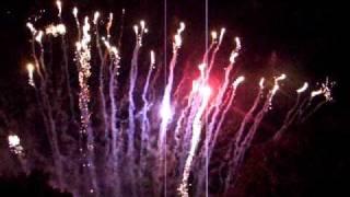 Best Mega Home Firework Finale Show 2009