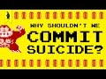 Why Shouldn't We Commit Suicide? (Camus + Donkey Kong) – 8-Bit Philosophy
