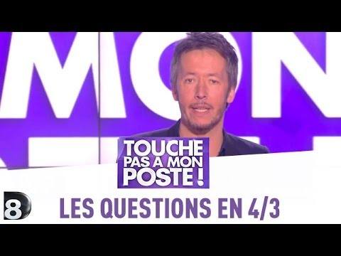Les questions en 4/3 de Jean-Luc Lemoine : La love story d'Eva Longoria et Jean-Michel Maire