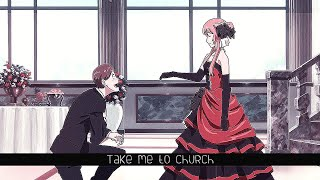Soredemo Sekai wa Utsukushii「AMV」- Take Me To Church