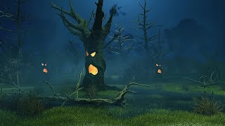 Spooky Music - Midnight Woods