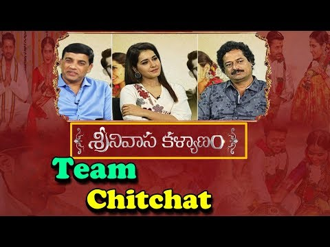 Srinivasa Kalyanam Movie Team Exclusive Interview | Nithin | Rashi Khanna | Dil Raju | Satish