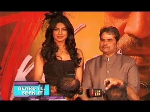 Priyanka makes Vishal Bhardwaj wait
