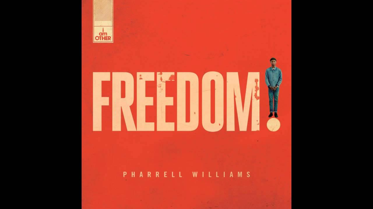 Pharrell williams freedom рингтон скачать и слушать