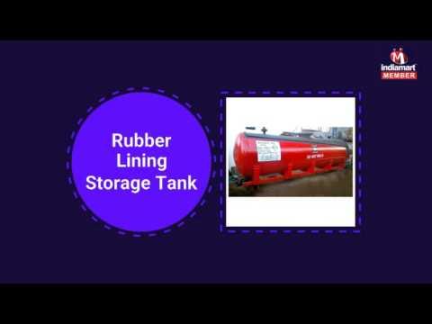 Bricik Lining And FRP Lining by Shri Vishwakarma Rubber Industries, Ahmedabad