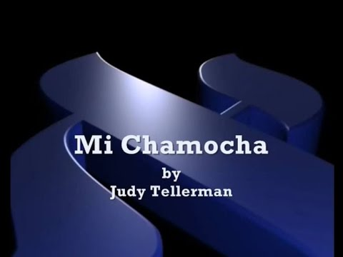 Mi Chamocha by Judy Tellerman- Lyrics from BOOK of EXODUS, BIBLE