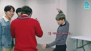 Vmin moments to bless your soul