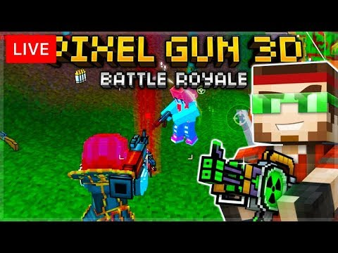 Pixel Gun 3D | ROAD TO 1,000 BATTLE ROYALE WINS & NEXT UPDATE PREVIEW!