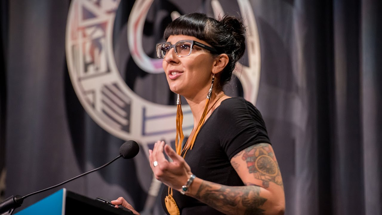 Eriel Deranger - Reclaiming Our Indigeneity and Our Place in Modern Society | Bioneers