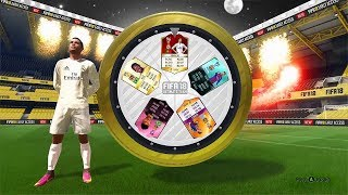 *LEAKED* FIFA 18 GAME MODE! 🔞😱 (FIFA 18 Ultimate Team Spin The Wheel)