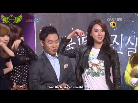 [Vietsub] 9Muses - Gag Concert cut