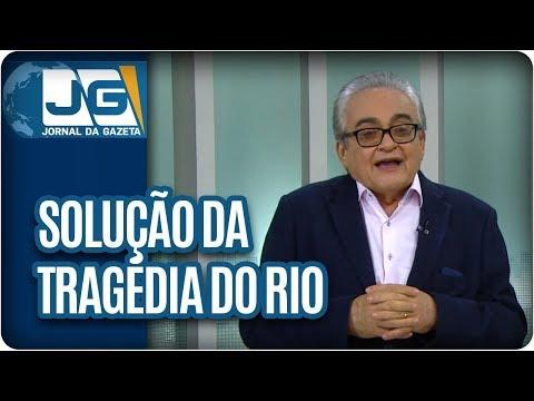 José Nêumanne Pinto/Solução da tragédia do Rio só com intervenção; e não vai ser fácil