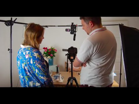 Jessica Rose from London Jewellery School talks about working with MotionFish Media Project