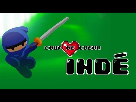 Coup de Coeur Indé - 10 second ninja thumbnail