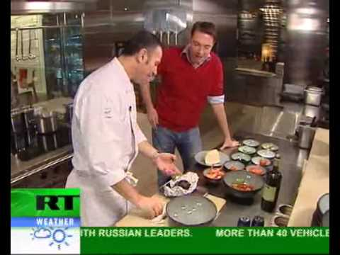 Russian Cuisine — Exclusive Recipes