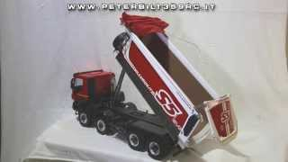 Hydraulic tilting system of Iveco Trakker Emilcamion S5 evo Test1