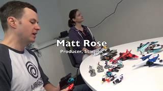 A Conversation With Ubisoft's Matt Rose, Producer of Starlink: Battle for Atlas