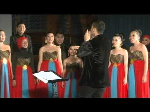 Quel Augellin Che Canta (Claudio Monteverdi) - Administratio Choir FPS XXIV ITB