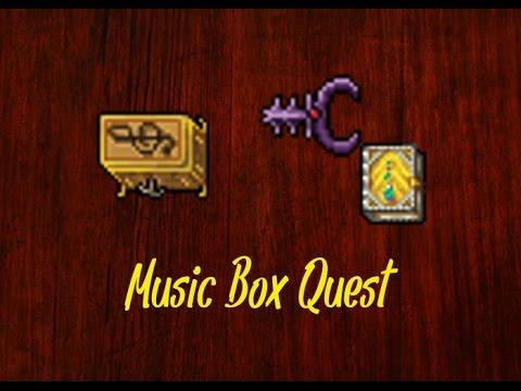 Poradnik Tibia | Realm of Dreams Quest (Music Box)