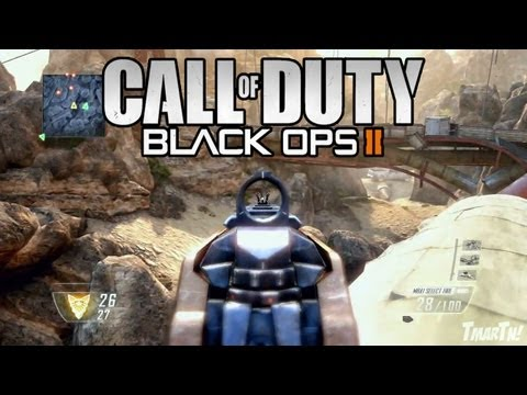 Black Ops 2 - Multiplayer Trailer Breakdown (Call of Duty BO2 Guns Perks Killstreaks)