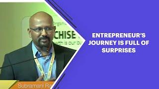 Entrepreneurs Journey is Full of
